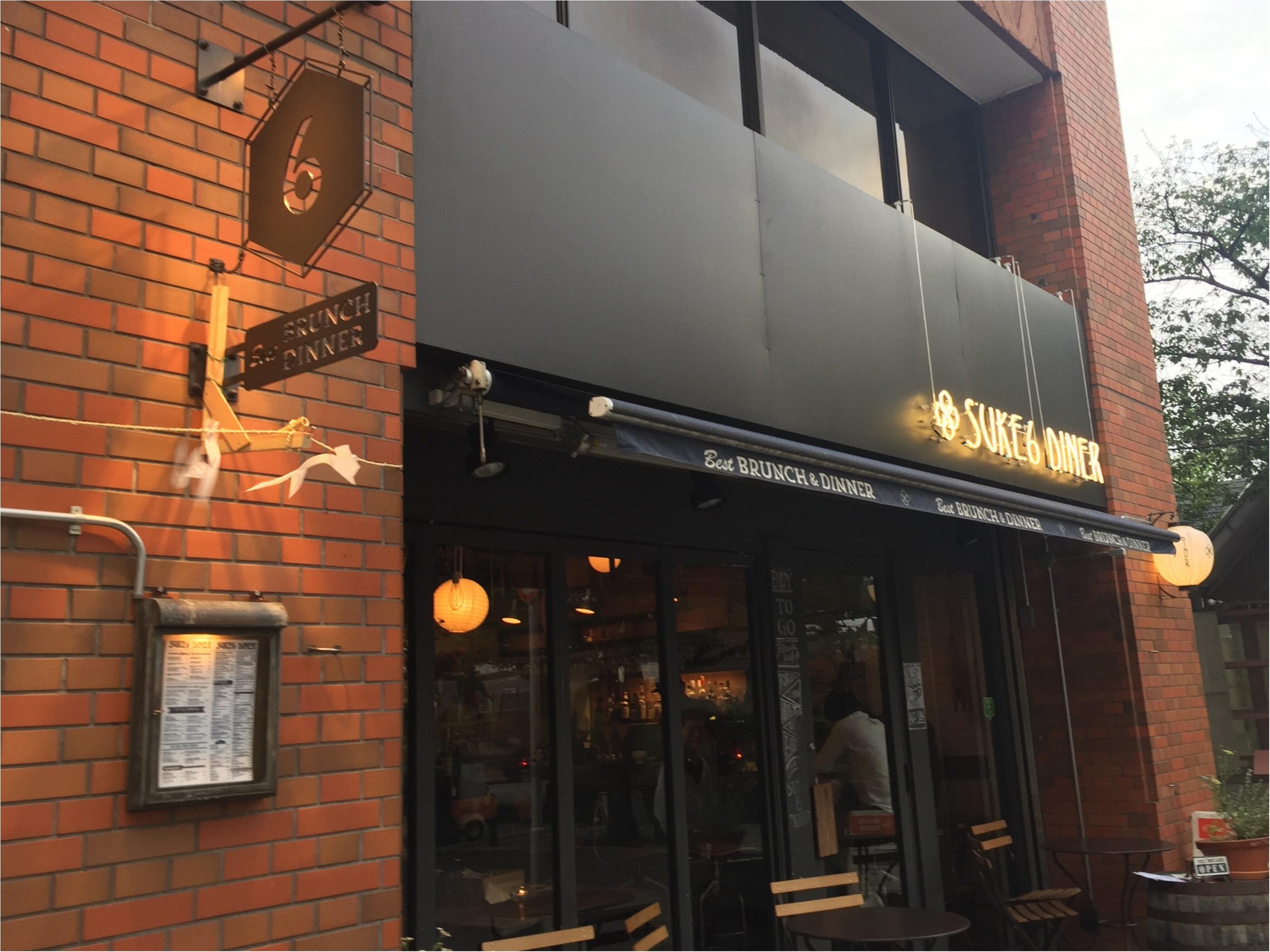 【浅草カフェ】可愛いバースデープレートも?女子会にもおすすめなALLDAYおしゃれカフェ!!_1