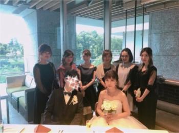 【二次会】Happy Wedding❤︎モアハピ部asuちゃんの結婚パーティに密着♡♡