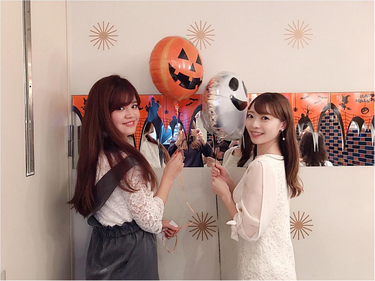 【モアハピ部10期☆】大人数ハロウィン女子会を開催しました♡!!_13