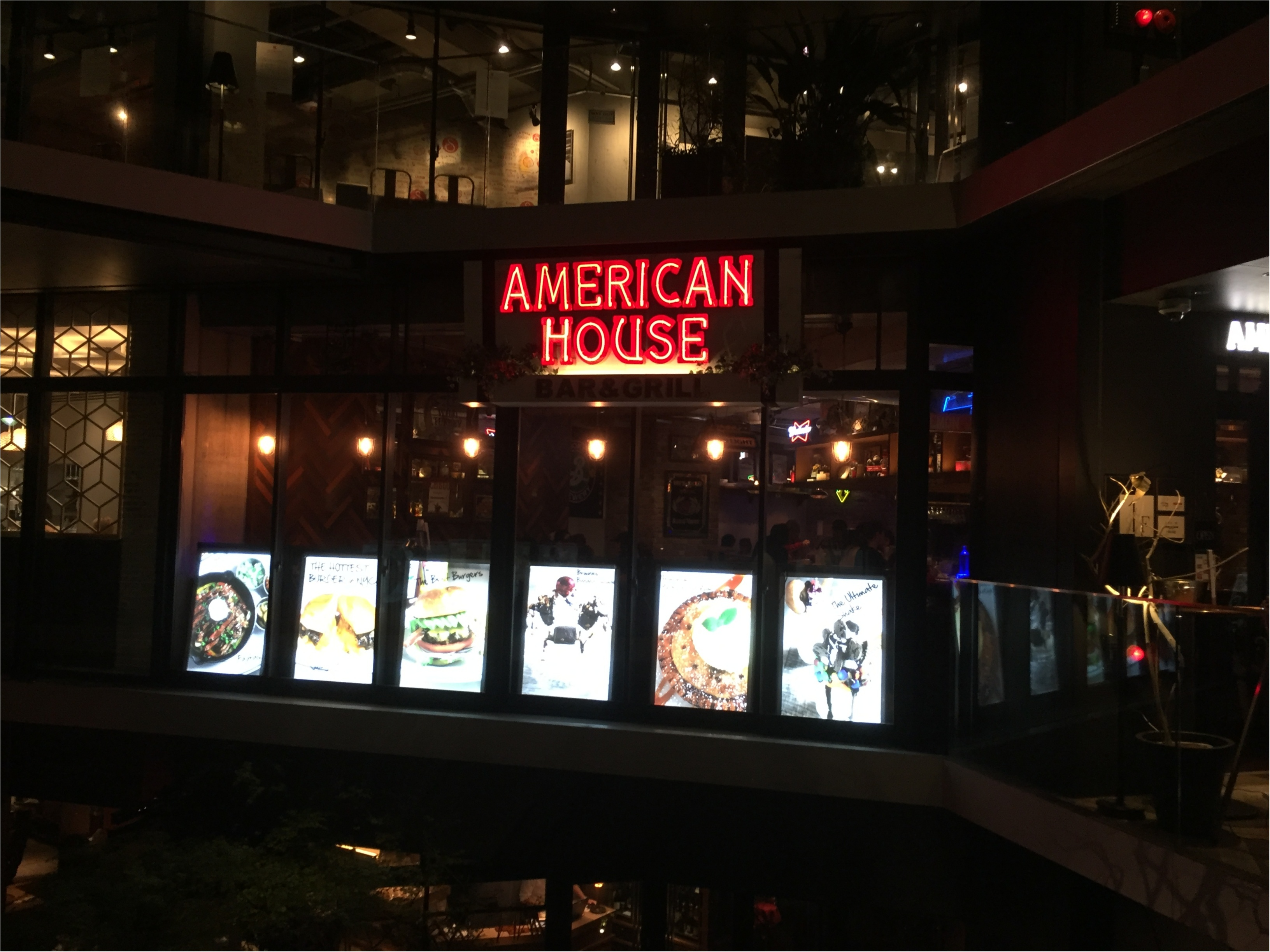 原宿駅から徒歩2分。日本初上陸多数!!大人向け飲食店が集まる【*CASCADE原宿*】のディナーがおすすめ♪  _3