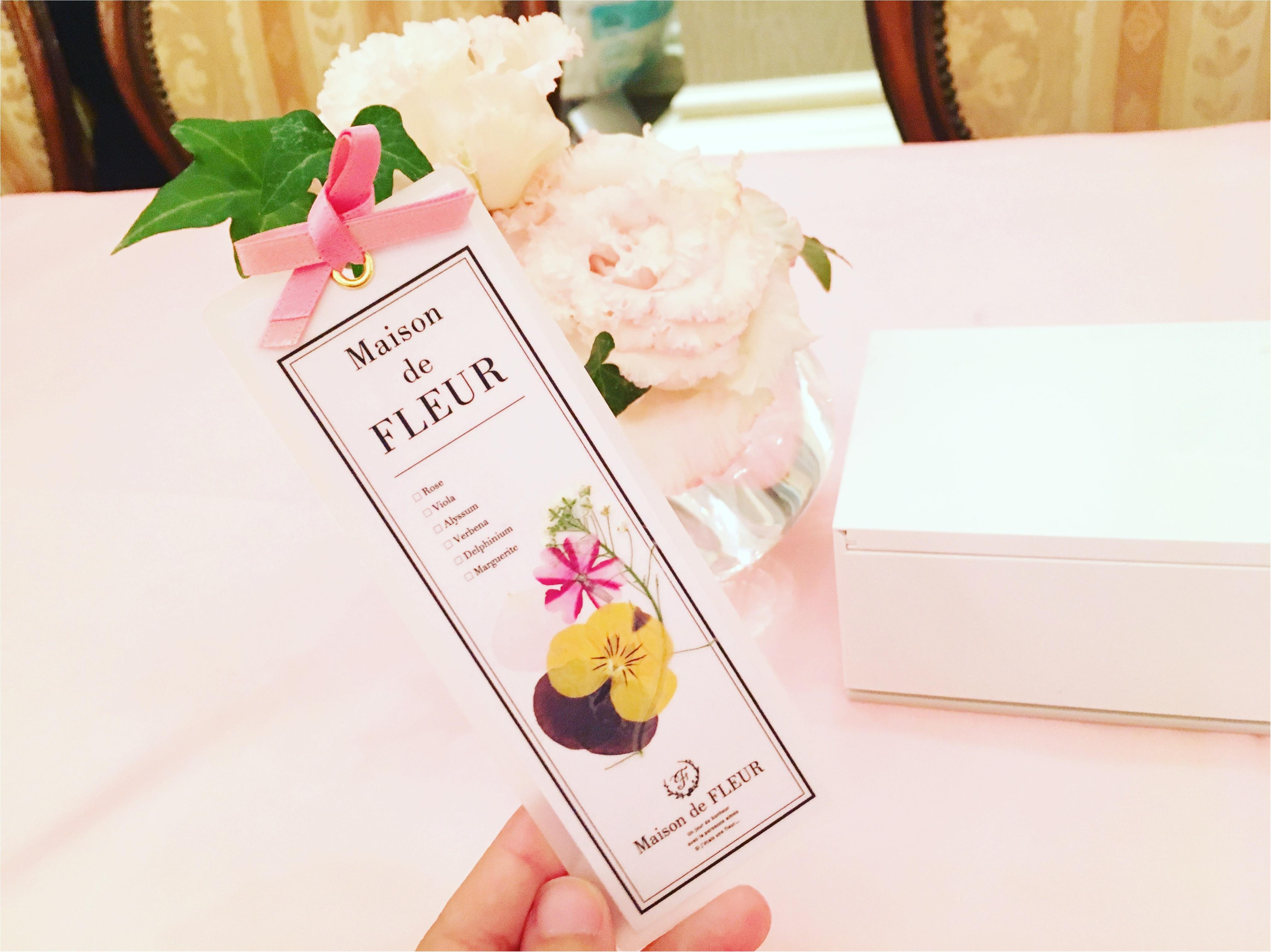 《Maison de FLEUR 4th Birthday Party.》メゾンドフルールの4周年パーティ♡私達、このピンクの世界を愛してる!♡♡_14