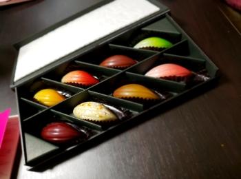 【新宿タカシマヤ】バレンタインまであと1週間!アムール・デュ・ショコラへいってきた♡
