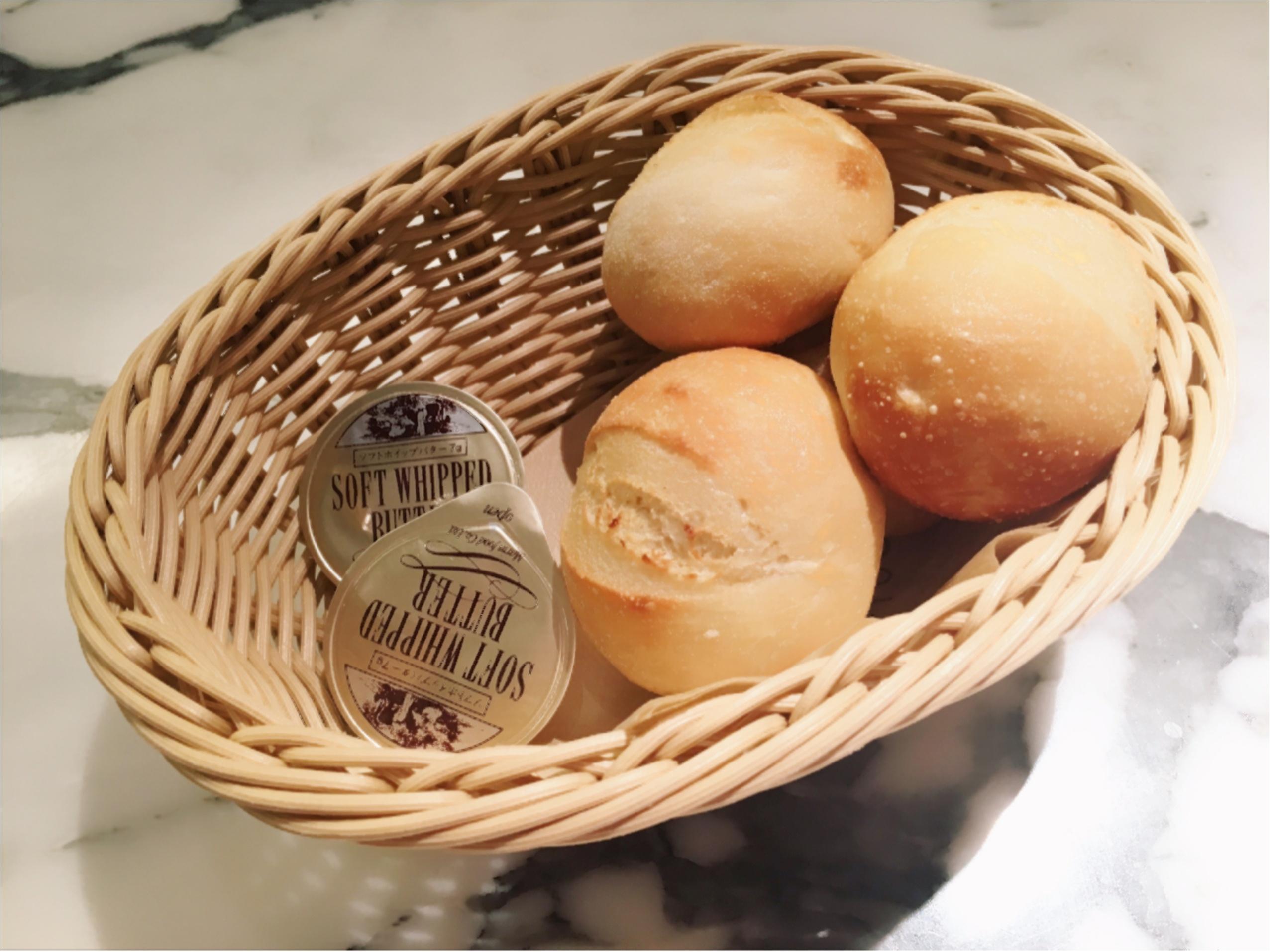 《インテリアショップKEYUCA(ケユカ)プロデュース!》横浜みなとみらいのカフェでランチ&スイーツ♡_4