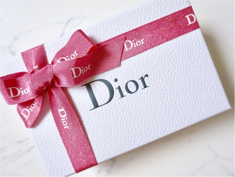 【Dior BACKSTAGE】世界先行発売で《メーガン妃のブライダルメイク》に使用された新作コスメをゲット❤️_2