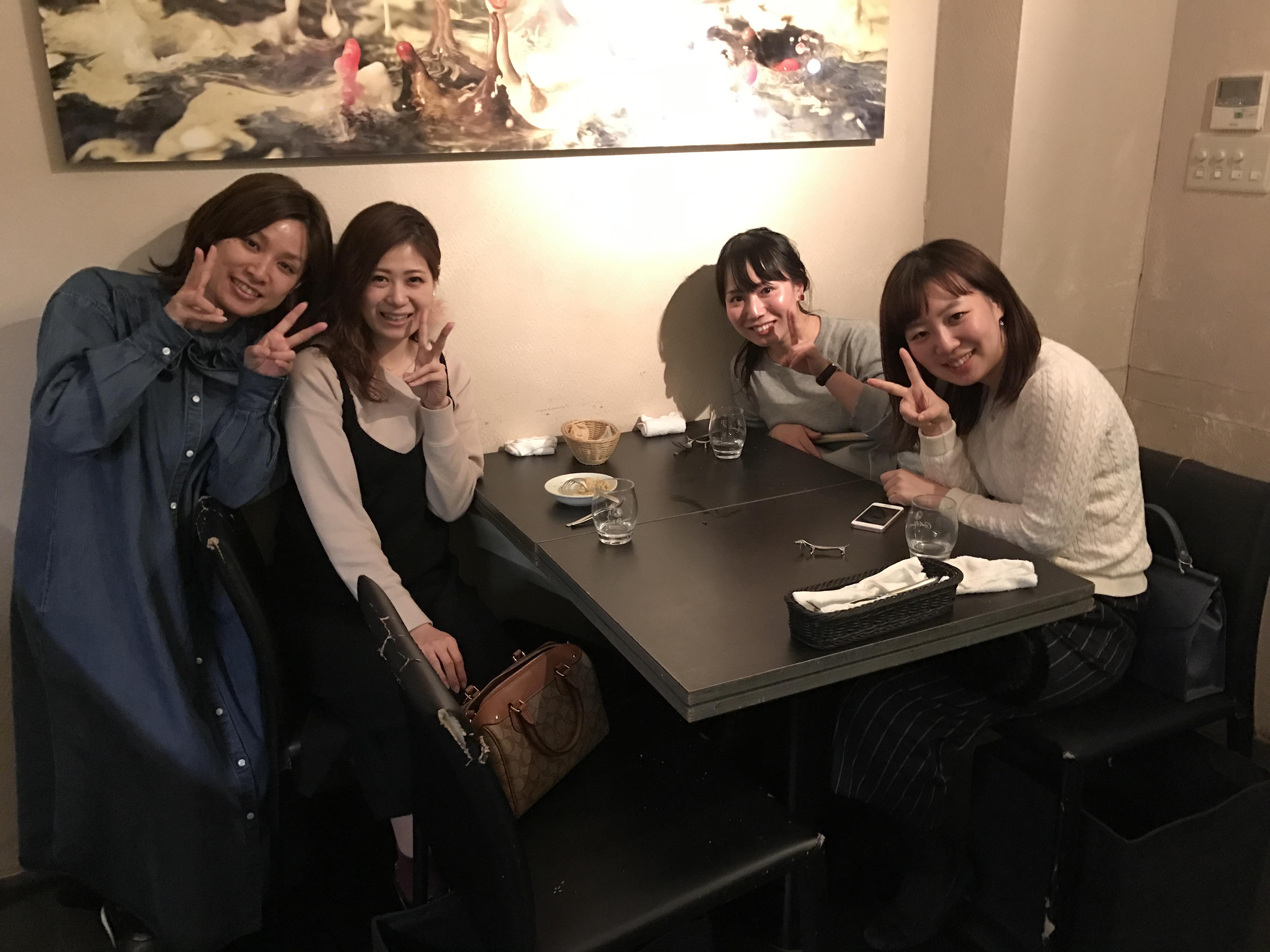 モアはぴ女子会で素敵な出会い♡~代官山駅すぐのお店~_7
