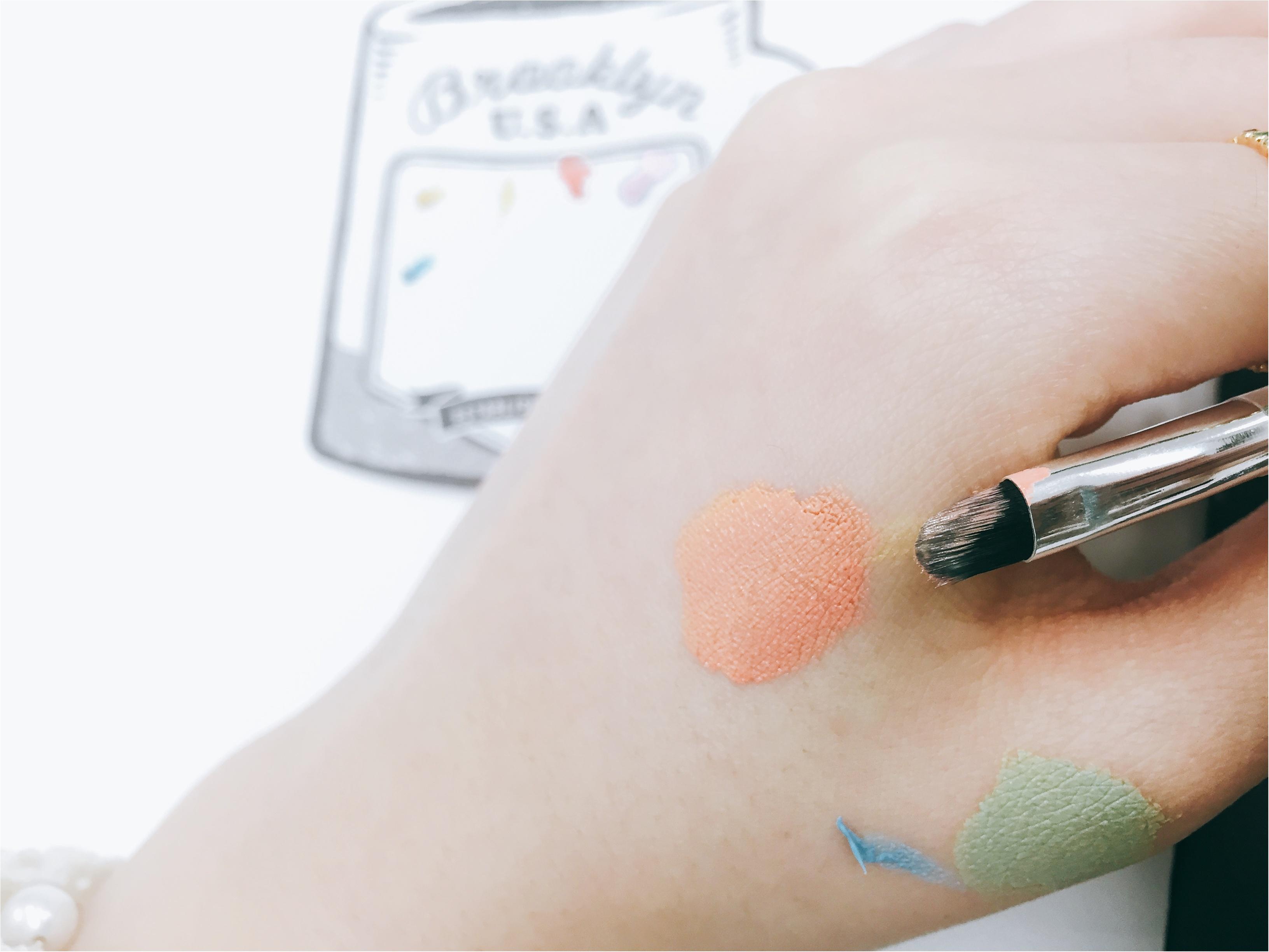 【新作コスメ】まるで絵の具!単色でも複数色を混ぜても楽しめる♡1本6役の「資生堂 PLAYLIST/MULTI PAINTER」をお試し♩_3_4
