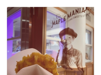 1個¥162円! 新宿で焼きたての『メープルワッフル』発見♡ 今週の「ご当地モア」人気記事ランキングトップ5