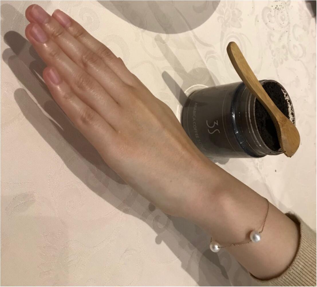 """【Body Care】""""コーヒー""""から作られたボディスクラブ♡天然由来の成分88%配合&安心の国内製造!_5"""