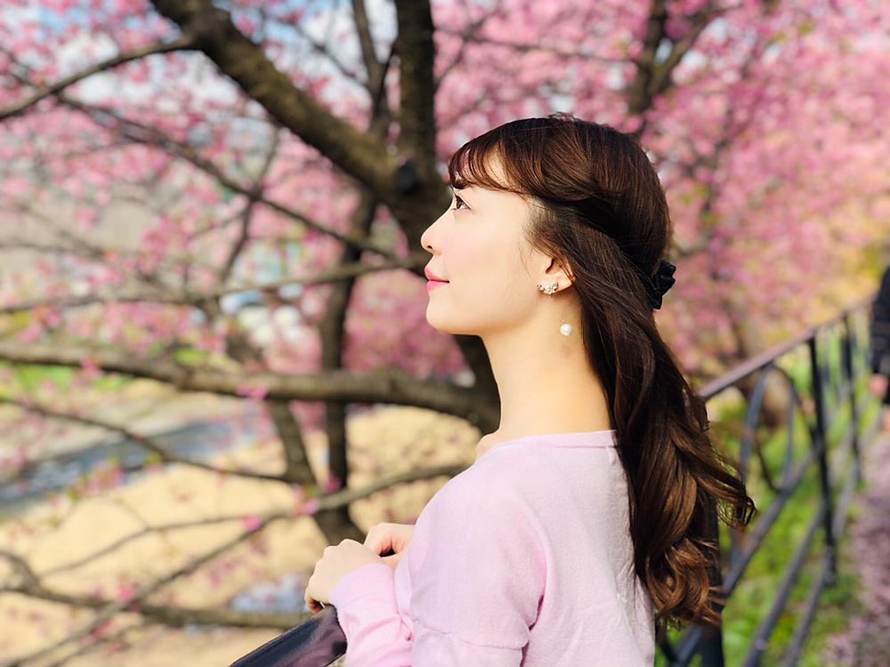 今が見頃❤︎3月なのに桜を楽しめる!河津桜を見に行ってきました*・゜゚・*:.。..。.:*・_9