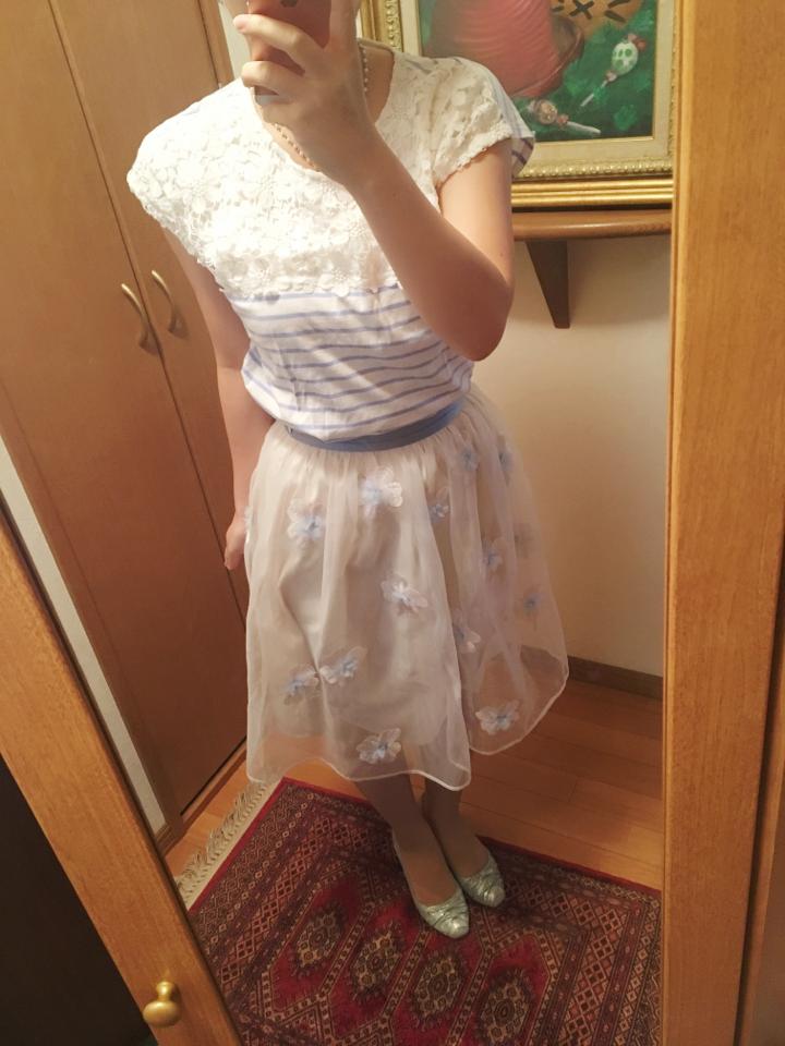 かわいすぎる【31Sons de mode】のスカートに一目惚れ♡_4