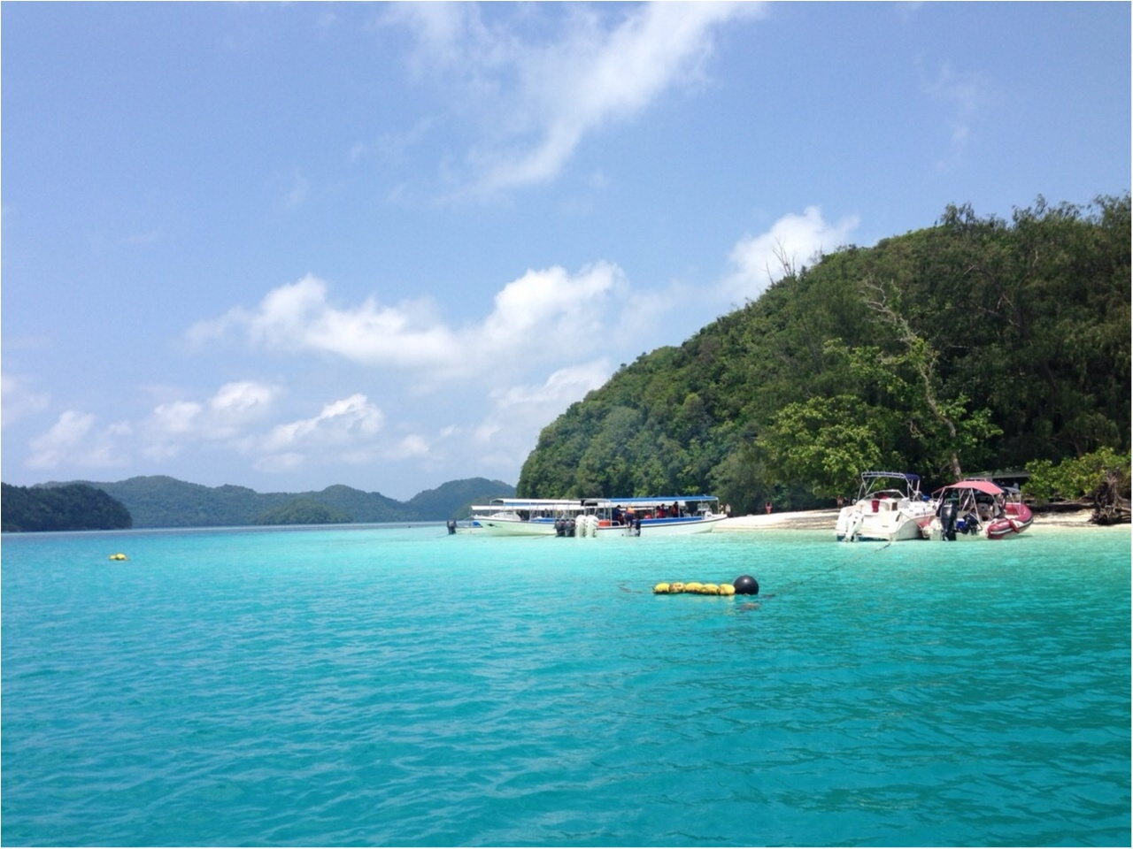 【Travel】そうだ、パラオに行こう。日本から4時間半で行ける南国リゾート地へ_2