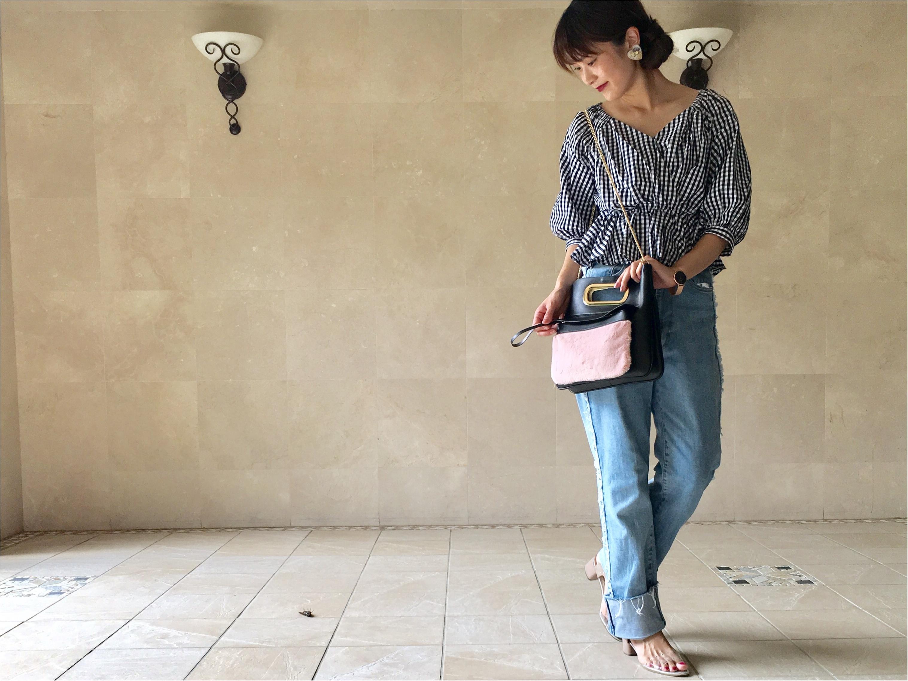 《プチプラなのに2way!》秋モードな【ZARA】のバッグが優秀です❤️_3