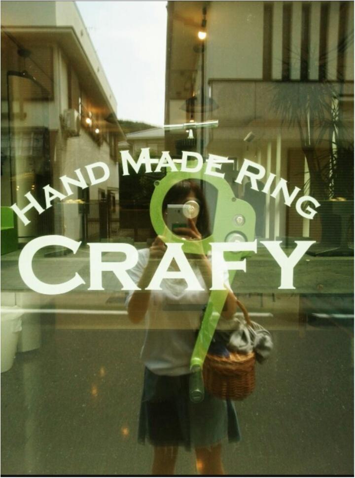 【プレ花嫁】世界に1つの手作りリング(  ˊᵕˋ  )彼と作ってきました!_2