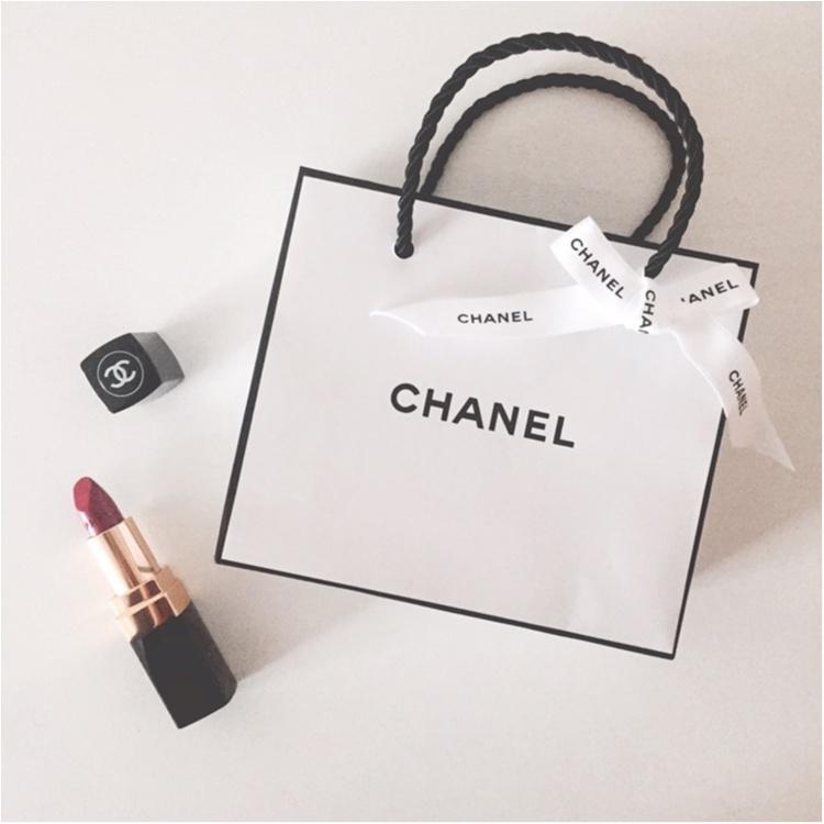 【Beauty】女友達へのギフトにぴったり♡選べる!CHANELのプレゼント包装_1