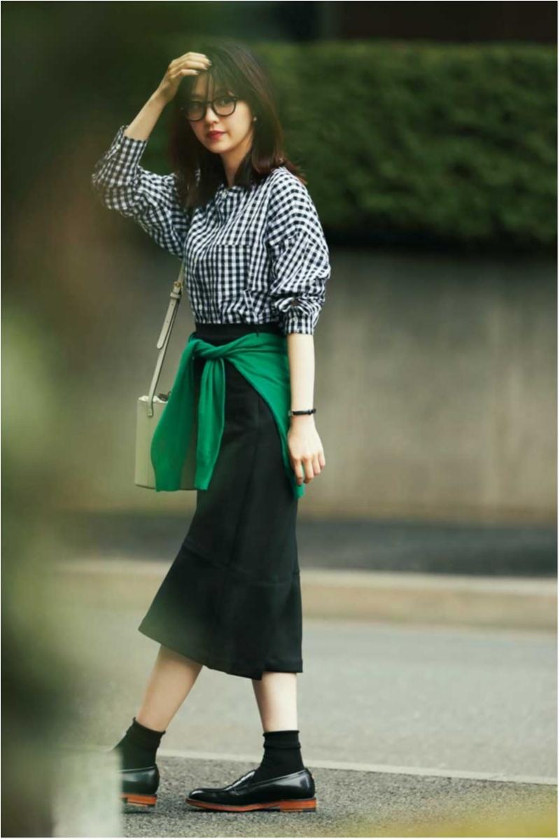 きれい色使いでこなれて見える【ワントーン】コーデ10選    ファッション_1_3