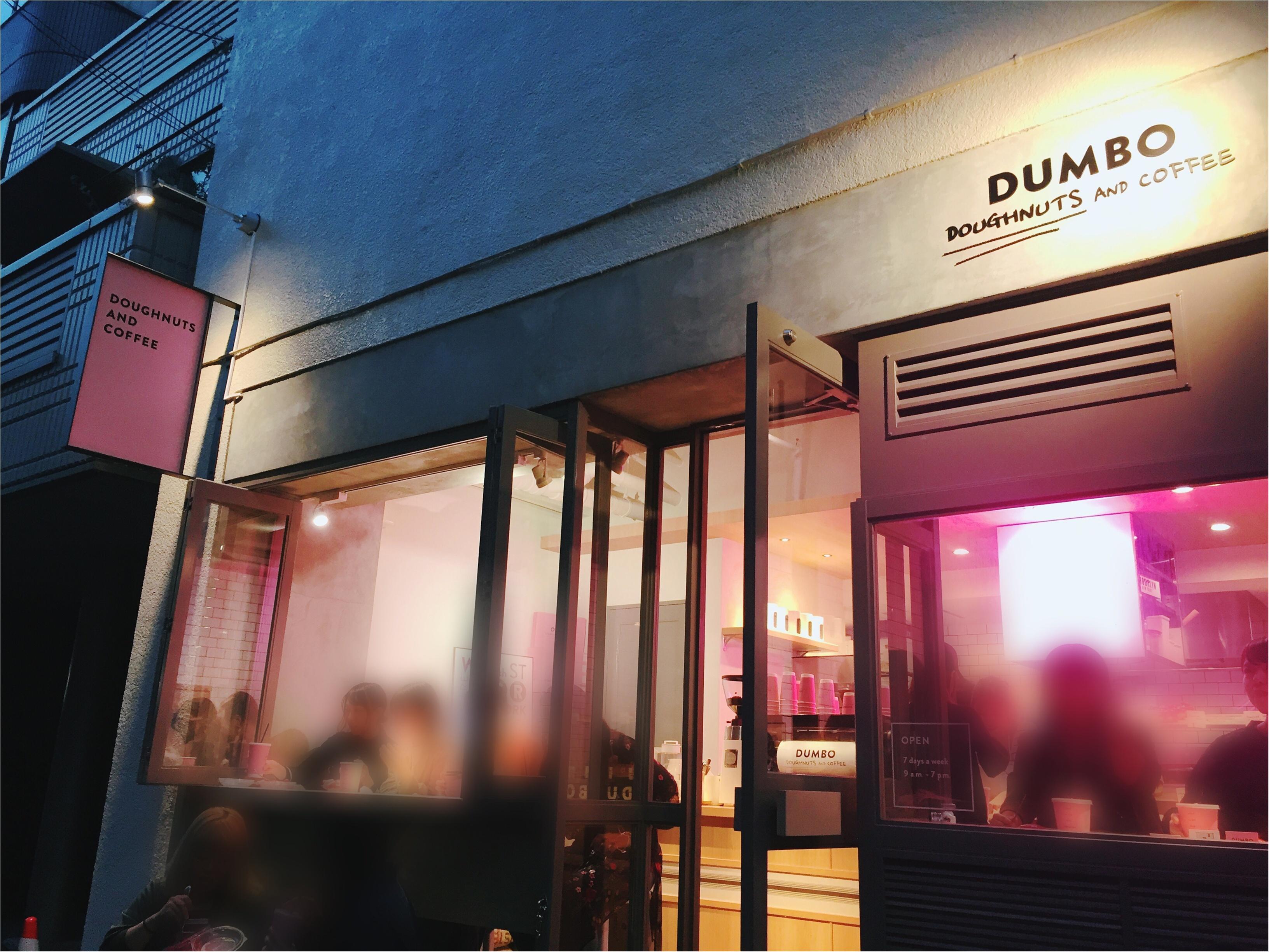 ピンクが可愛すぎる♡NYスタイルのおしゃれドーナツカフェ♡*_2