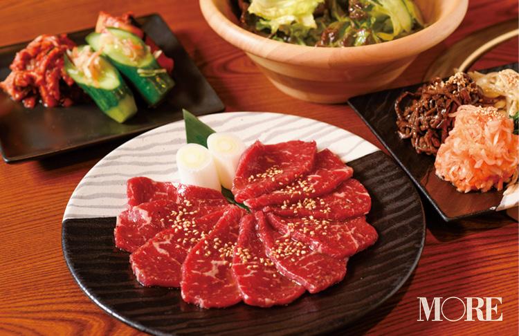 『黒毛和牛 御殿かるび』に『炙り上ロース』、箸が止まらない! 白ご飯が進む ! 東京のおすすめ焼肉店&メニューはこれだ_4