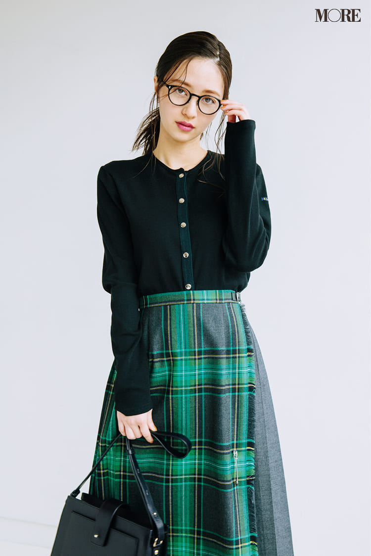カーディガンコーデ【2020春】特集 - おしゃれにカーデを着こなすための最旬レディースファッションまとめ_4