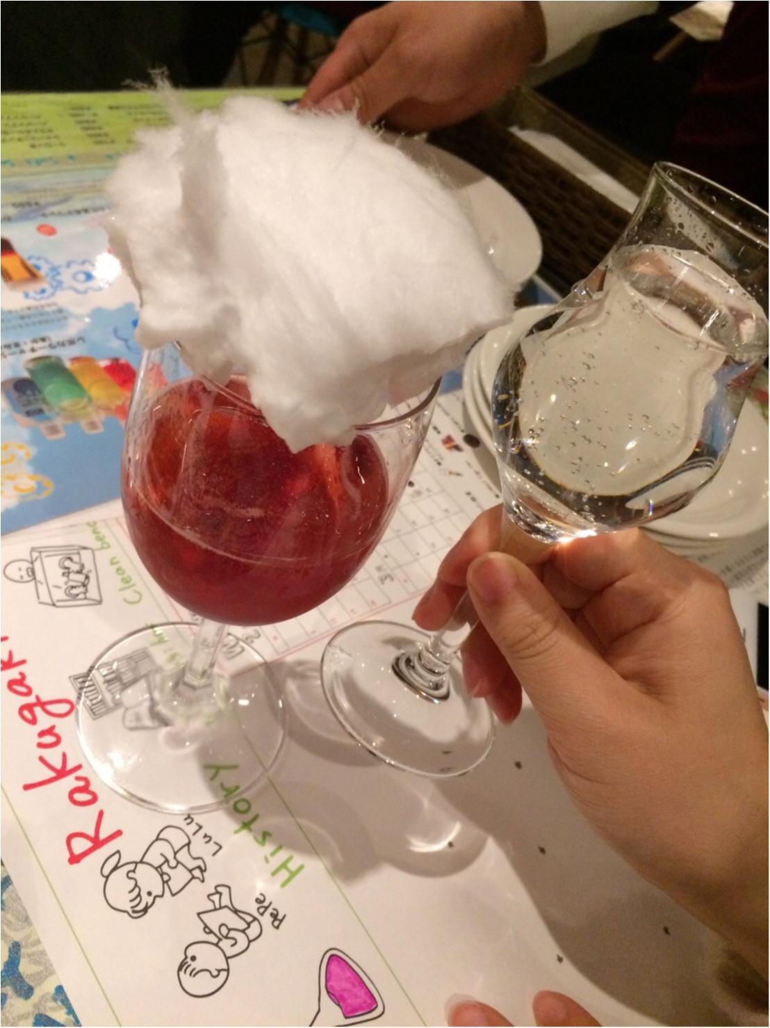 消しゴムも食べられる!?期間限定★ぺんてるのRAKUGAKI CAFE & BAR★_7
