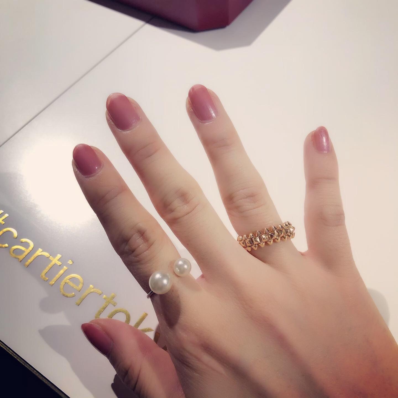 """<5/26まで!>カルティエの新作ジュエリーコレクション""""CLASH DE Cartier""""期間限定ポップアップイベントへ行ってきました!♡_6"""
