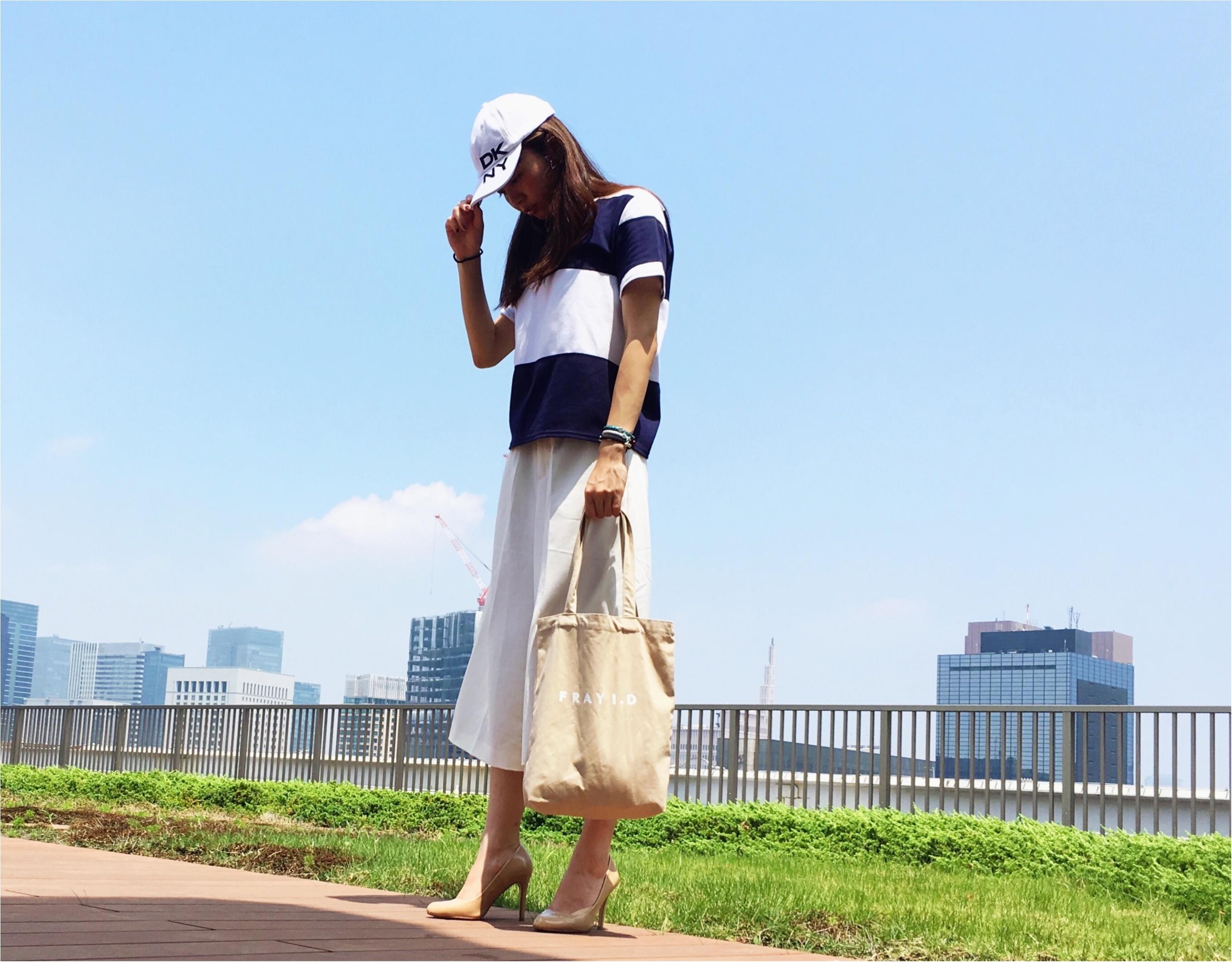 ▶▶インドカレーよりヘルシーな<スリランカカレー>を渋谷で!!!と〈MORE7月号付録を大活躍コーデ〉【はるな】_6