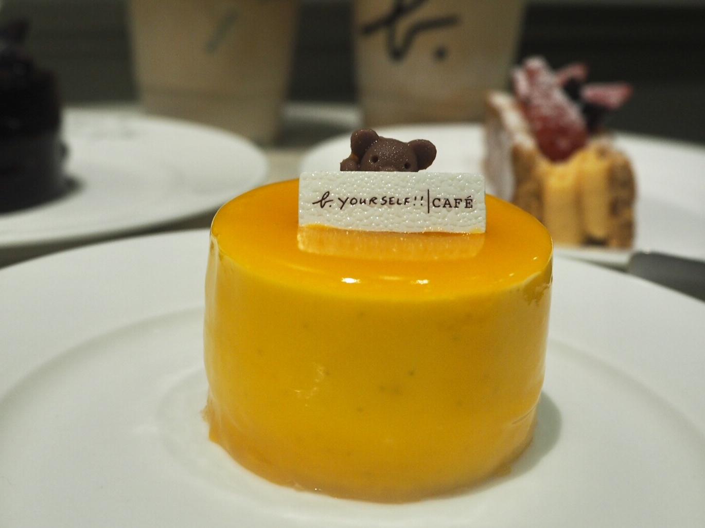 《台湾女子旅》日本未上陸!アニエスベーTシャツを着て『Agnès b. CAFÉ』_5