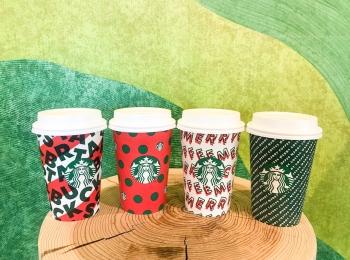 【スタバ 新作レポ】クリスマス2019第2弾♡photoGallery