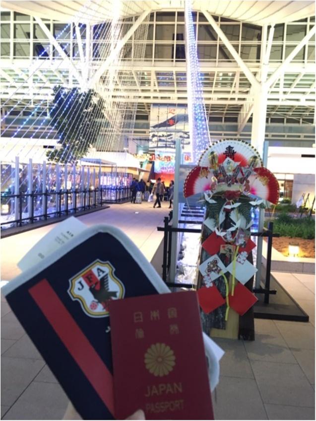 年末年始の羽田空港がアツイ。旅行がなくても行きたいホットスポット❤️_5