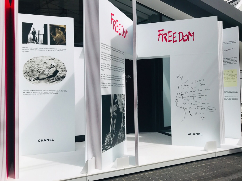 【CHANEL】まるで図書館!《THE INK LIBRARY》で新作リップをお試し♡嬉しいお土産付★_2