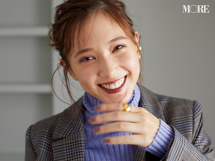 本田翼のキラキラ笑顔に癒されて♡ 今夜放送スタートの主演ドラマも注目! 【モデルのオフショット】