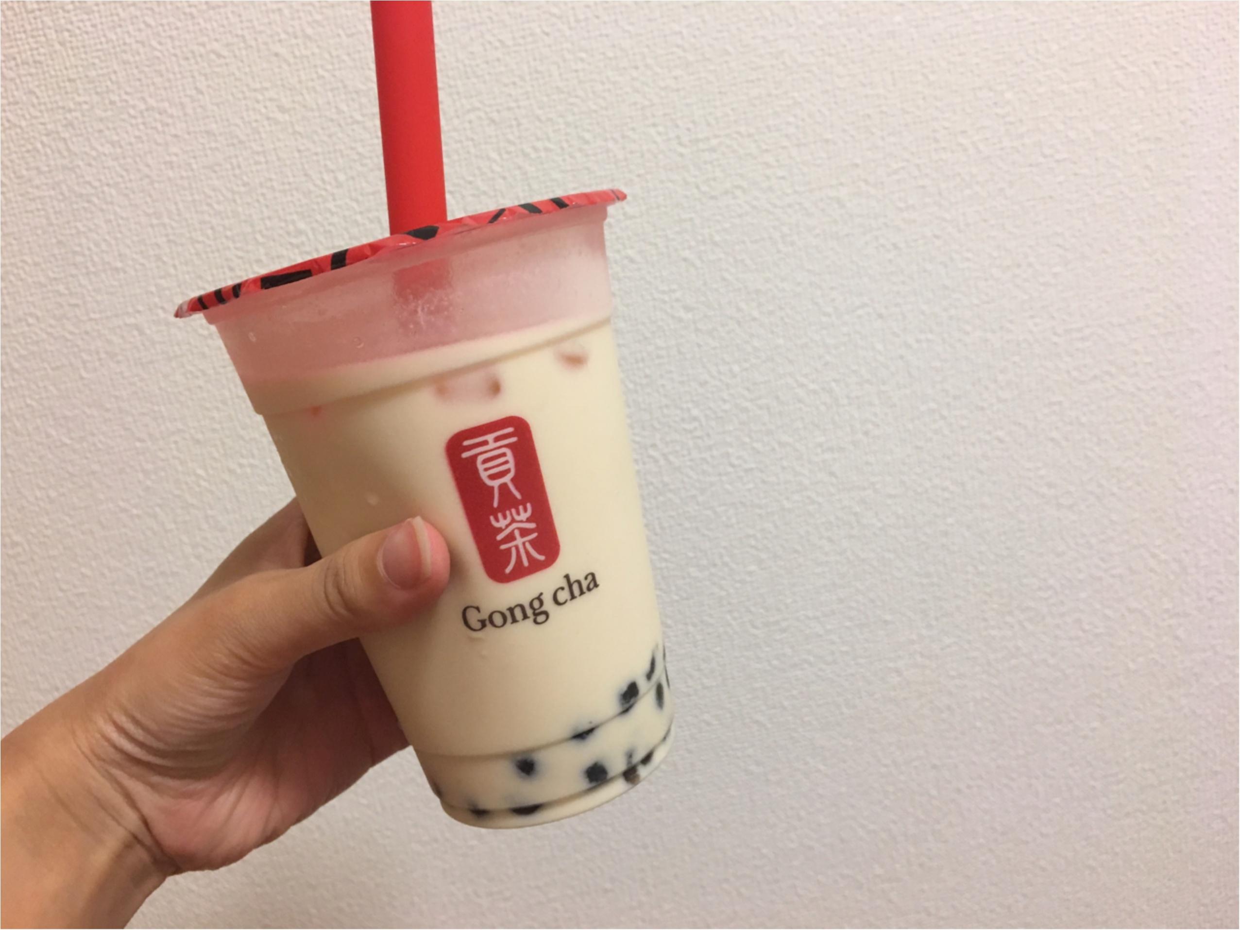 じわじわ流行中!最新タピオカミルクティースタンド5選♡_5