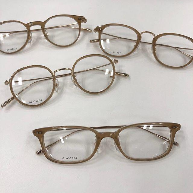 メガネの肌なじみを意識するなら『グラッサージュ』がおすすめ♡_1