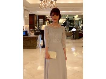 June brideの季節♡お呼ばれドレス買いました!