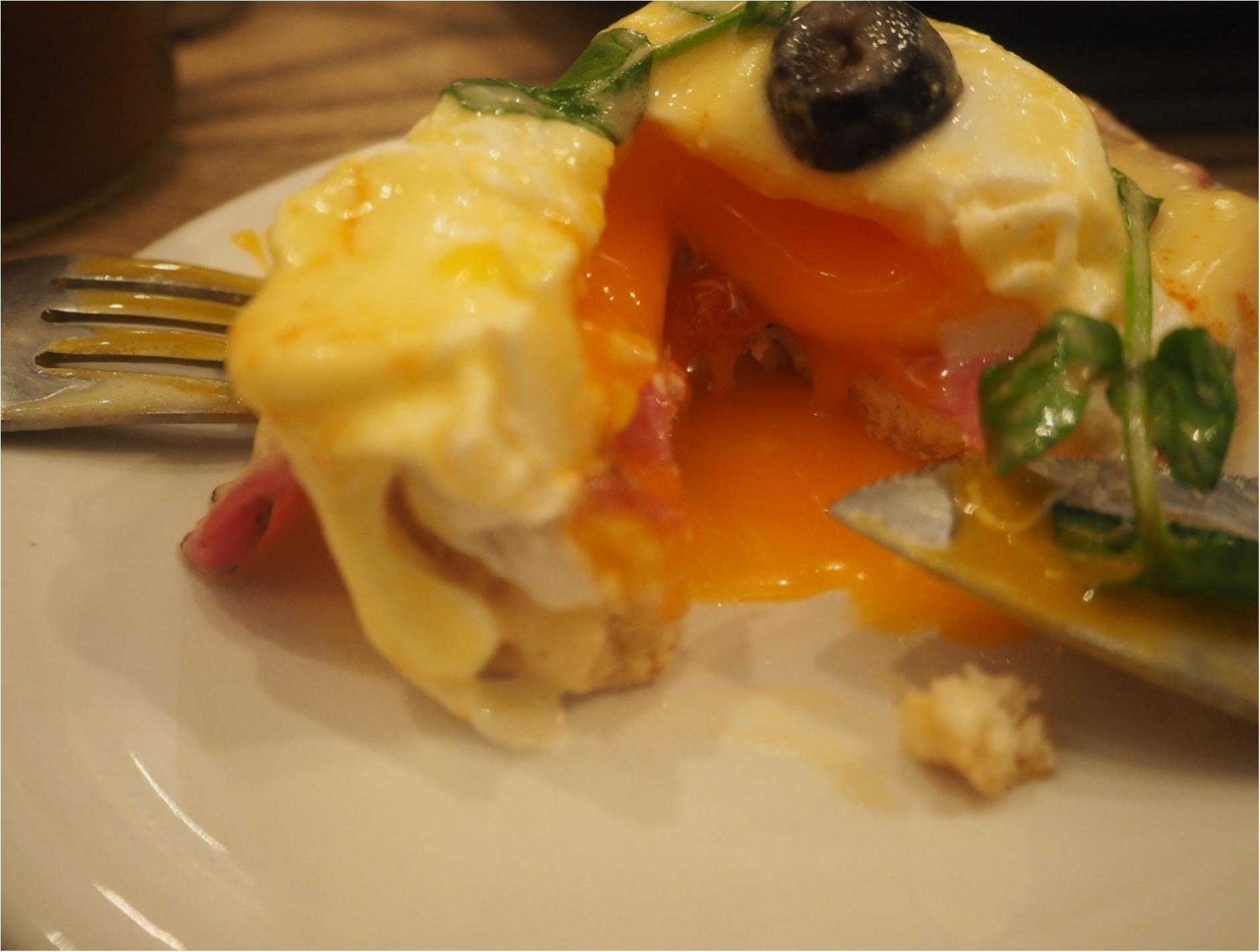 早く起きた朝は「burnsidestcafe (バーンサイドストリートカフェ)」でパンケーキがオススメ!_5