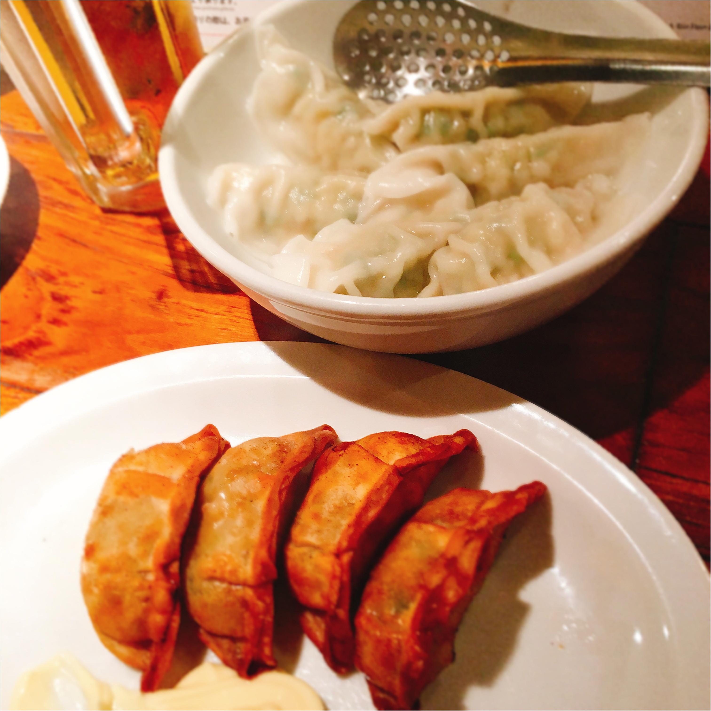 《集え、餃子好き!!》並んでも食べたい東京の絶品餃子店まとめ_3