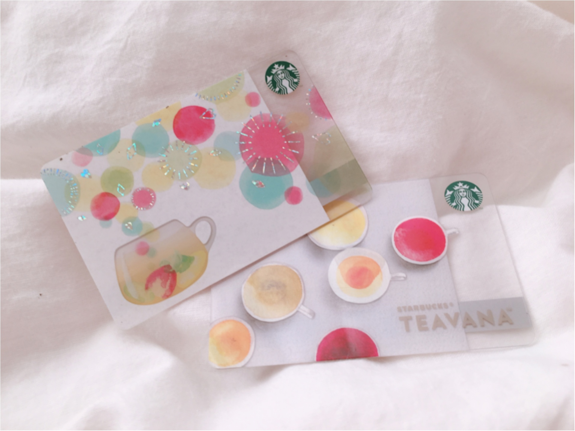 【スタバ】紅茶派さんにオススメ!ロイヤルミルクティー風0円カスタム&TEAVANA新カードがかわいい♡_3