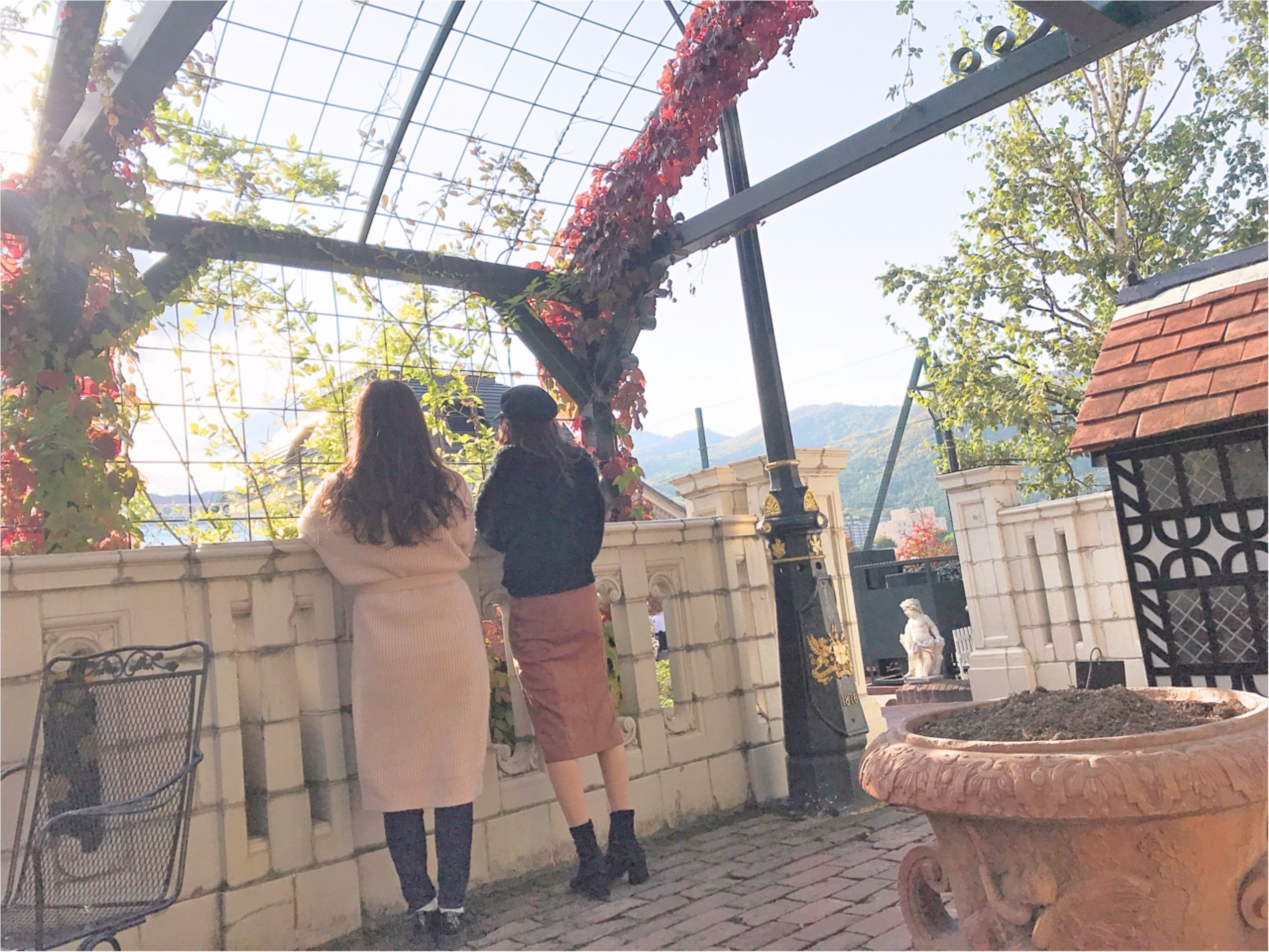 北海道旅行♡白い恋人パークがフォトジェニックで可愛い♡_5
