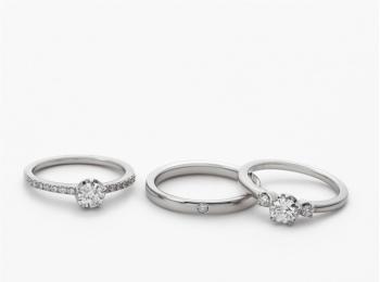 この指輪でプロポーズされたい! アラウンド27歳のためのおすすめエンゲージリング3選