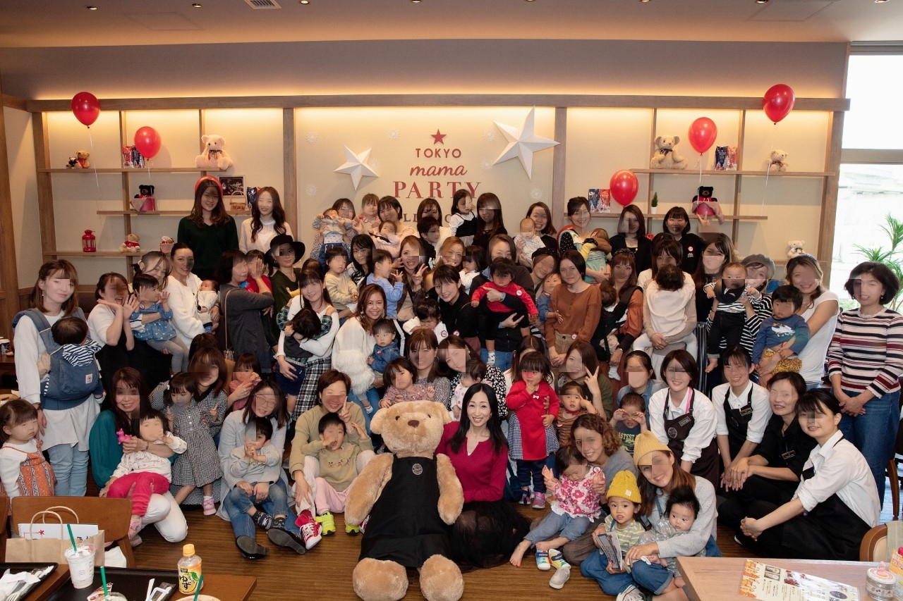 【11/13open】南町田グランベリーパークのTULLY'S COFFEEへ一足先におじゃましました【東京ママパーティー】TULLY'S COFFEEのホリデーシーズンのメニューを堪能!_2