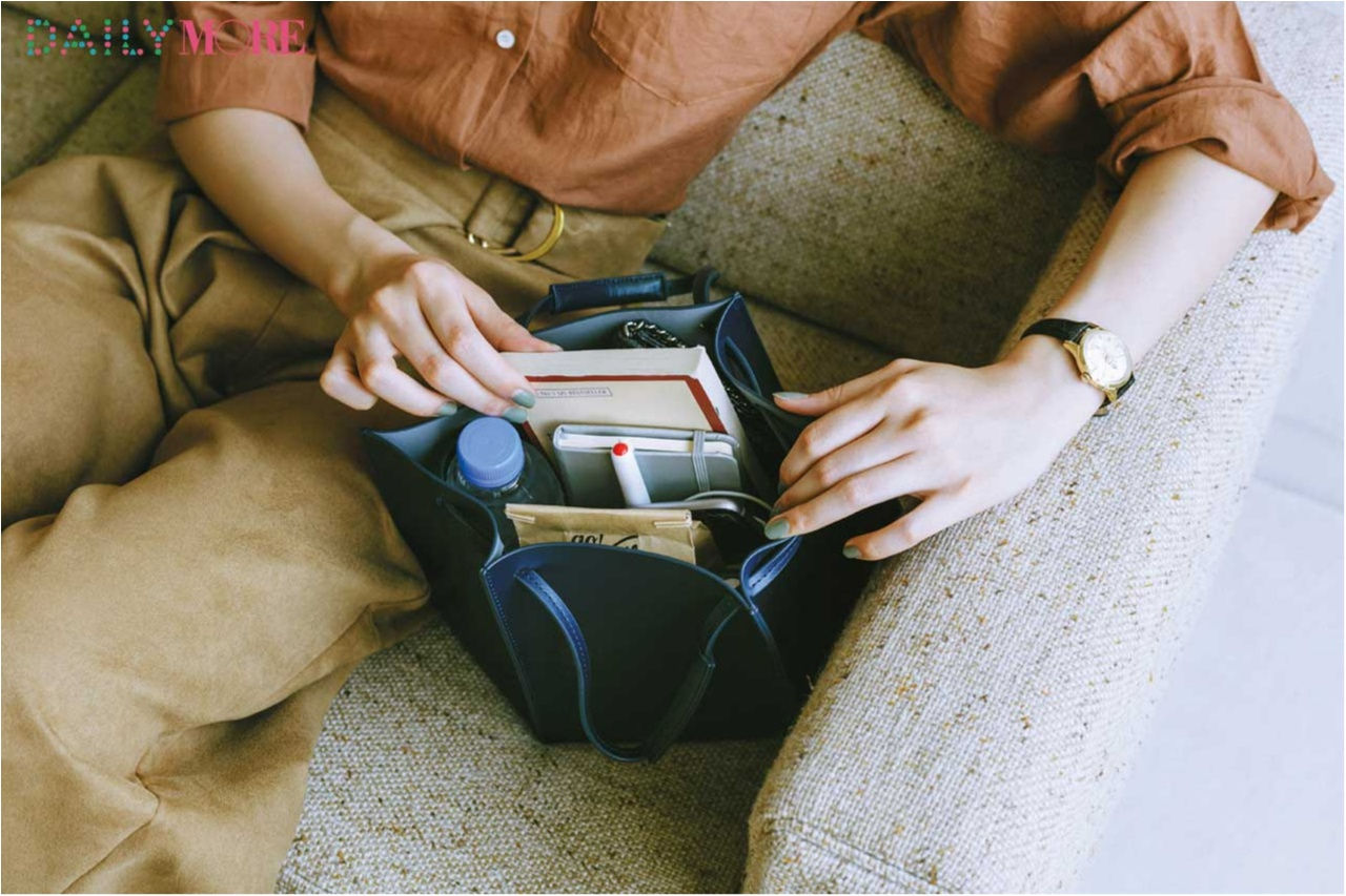 【スタイリスト辻村真理さんが猛烈におススメするバッグとは?】『ヤーキ』のバッグ、まだ持ってないの?_1_5