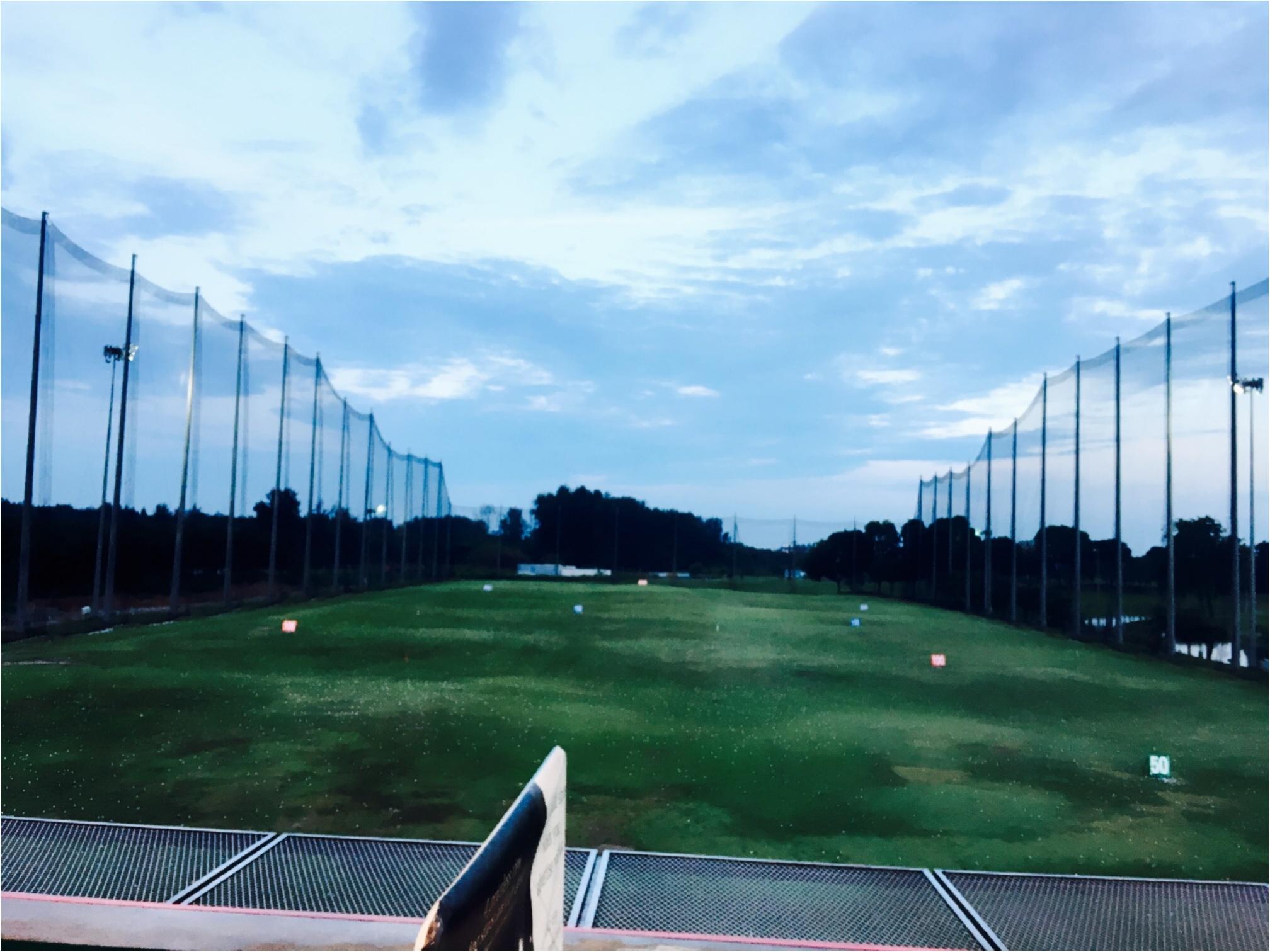 golf!ゴルフ!ゴルフ〜♡♡♡マリーナベイゴルフコースがお気に入りの人。_3