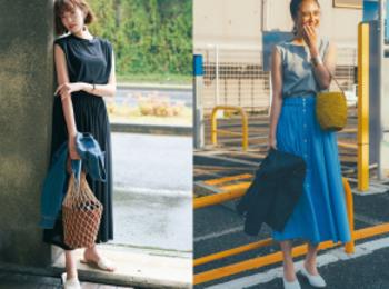 気温30度を超えた日に着たいコーデ《2019年版》| 20代レディースファッション