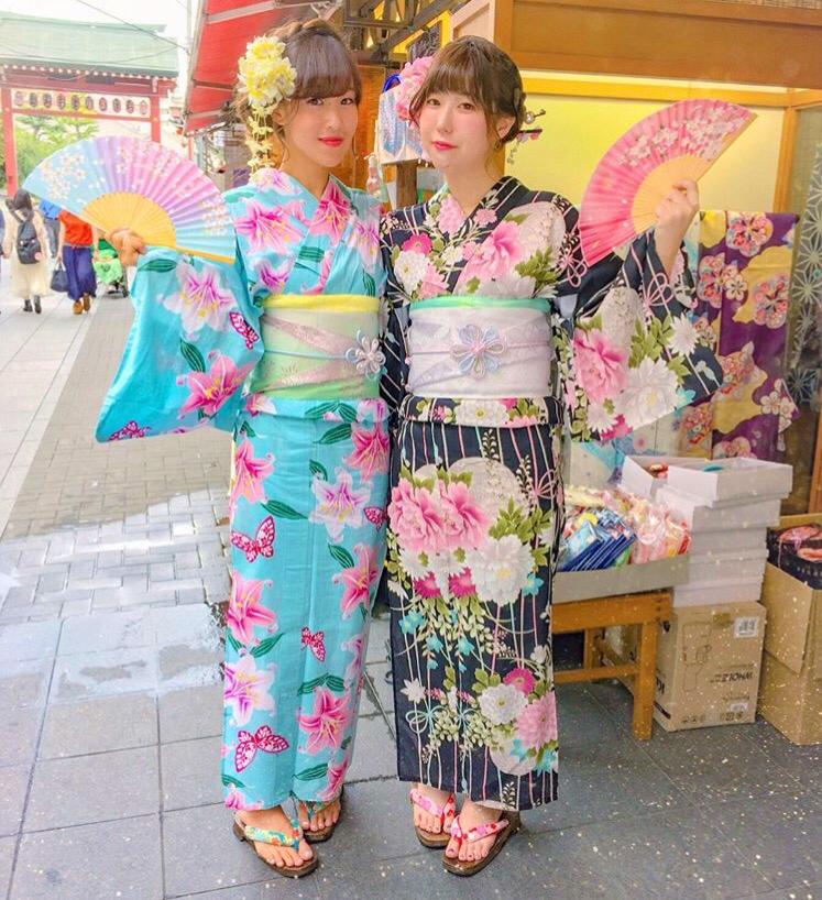 【ご当地モア】かわいすぎ♡! 浅草で、着物&浴衣なら絶対に「さわだ屋」がおすすめです♡_2