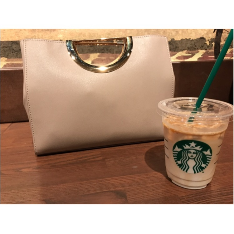 【リングハンドルバッグ】3wayで使えるバッグを購入♡♡_2