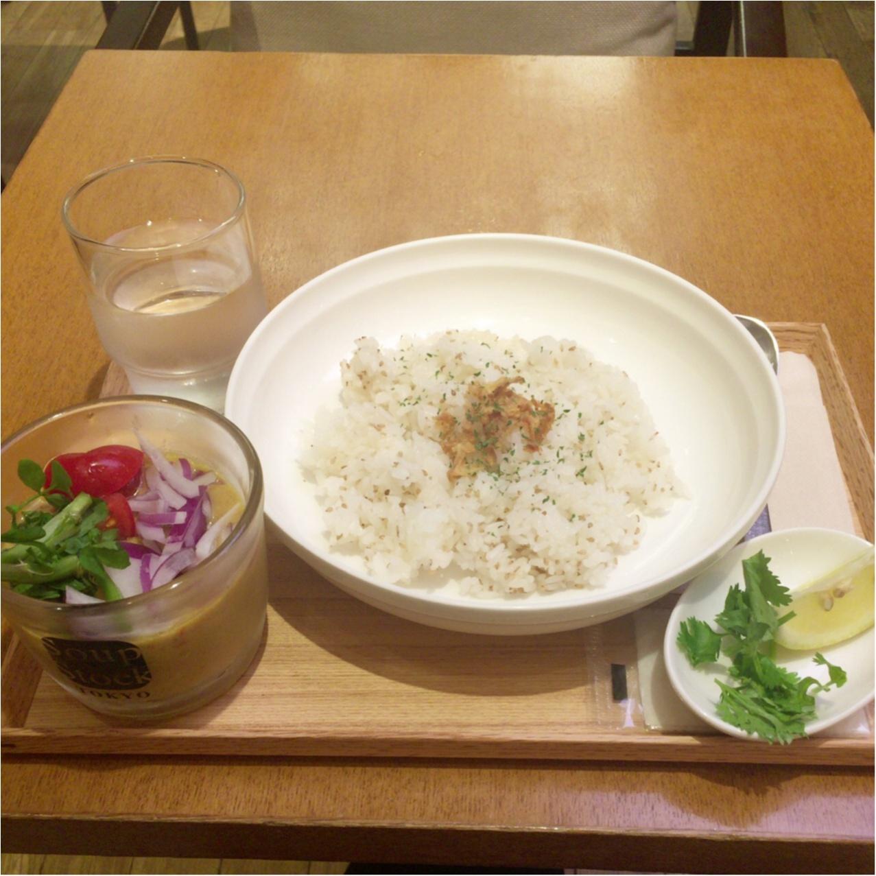 冷たいのに体が冷えない⁉︎Soup Stock Tokyoの【冷たいカレー】_1