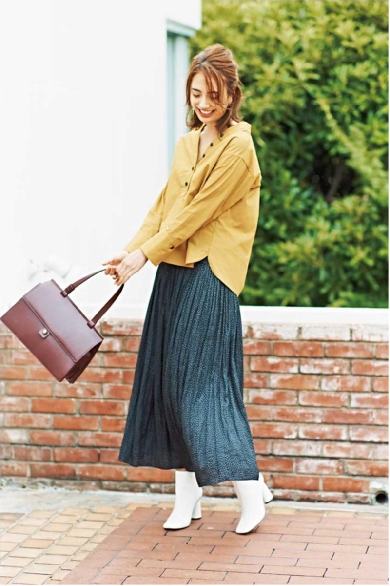 秋を感じ始める時季にぴったりな【秋色】コーデ20選  | ファッション_1_10