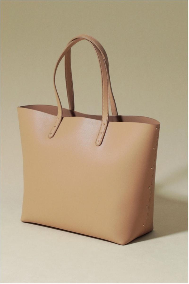 お仕事ガールのバッグは「可愛い・使える・毎日持てる」1