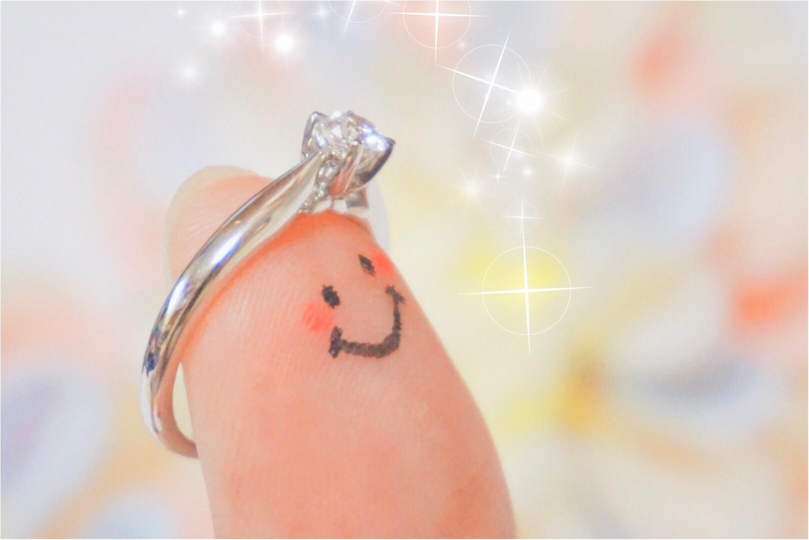 エンゲージリングは『好きなものを選んで欲しい』♡べルギー王室御用達‼︎世界で1番美しいと実証されたダイヤモンドを君に♡︎_6