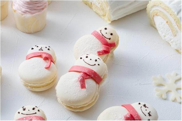気持ち悪い(!?)ハロウィンから一転、『コンラッド大阪』次のデザートブッフェはひと足お先にホワイトクリスマス☆_2_2