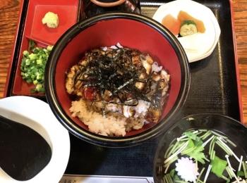 【みおしー遠征ログ❤︎名古屋】気軽にひつまぶしを食べるなら「多門亭 」へ♡